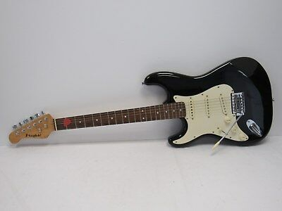 Black Westfield Left-Handed Full Sized Electric Guitar - FIS S14