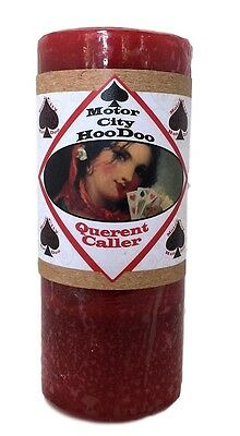4 Pack Querent Caller Candle COVENTRY Creations Hoo Doo - Business Opportunities