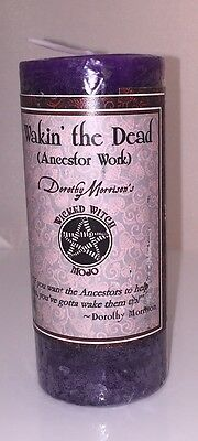 4 Pack Wakin' the Dead MOJO Candle - Coventry Creations Wicked Witch Ancestor