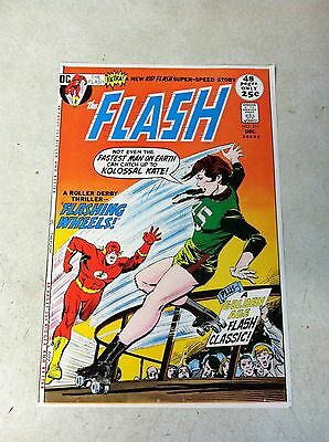 FLASH #211 COVER ART approval cover proof 1970'S, KOLOSSAL KATE !!!