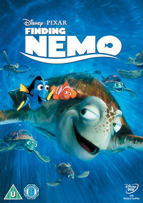 Finding Nemo DVD (2013) Lee Unkrich cert U Highly Rated eBay Seller Great Prices
