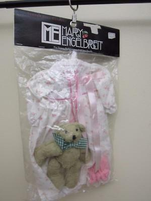 """Vintage Tonner 18"""" ANN ESTELLE Outfit MIP He Sees You When You're Sleeping PJS"""