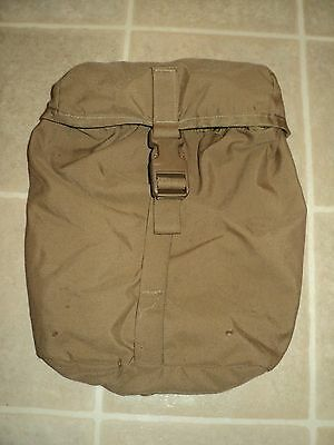 Usmc Issue Filbe Coyote Sustainment Pouch Propper / Eagle Ind. Cif Turn-In