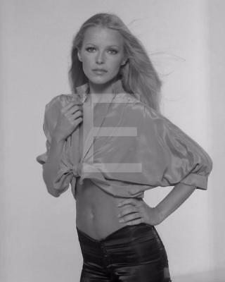 Cheryl Ladd 8x10 to 24x36 Photo Poster Canvas GICLEE PRINT by LANGDON HL2513