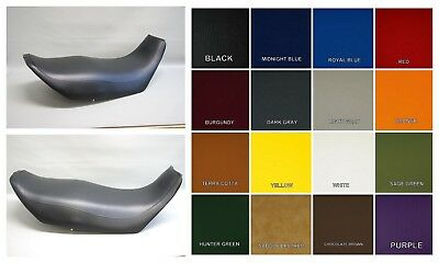 Yamaha 900 Seca Seat Cover XJ900 XJ900RK 1983 - 1994 in 25 colors or 2-tone