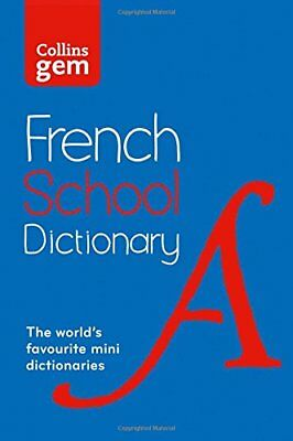 Collins French School Dictionary-Collins Dictionaries