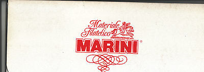 MARINI LOT  21 FEUILLES 270 x 290  POUR ALBUM MARINI 3  MODELES DIFFERENTS