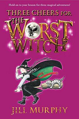 Worst Witch: Three Cheers for the Worst Witch-Jill Murphy