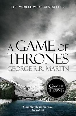 A Game of Thrones: Book 1 of A Song of Ice and Fire-George R.R. Martin