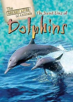 The Secret Lives of Dolphins by Julia Barnes (English) Library Binding Book Free