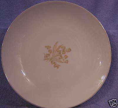 Castleton Golden Meadow-Dinner Plate-Patent Applied