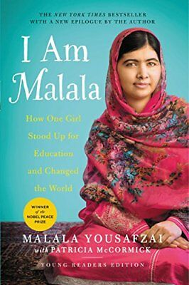 I Am Malala: The Girl Who Stood up for Education and Was Shot by the Taliban-Mal