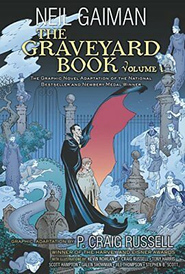 The Graveyard Book Vol. 1-Neil Gaiman, P. Craig Russell