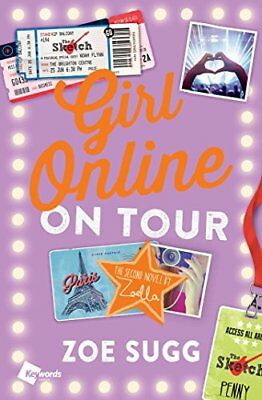 Girl Online Book: Girl Online - On Tour 2-Zoe Sugg