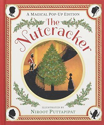 The Nutcracker (Magical Pop Up)-N Puttapipat