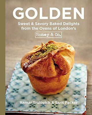 Golden: Sweet & Savory Baked Delights from the Ovens of London's Honey & Co-Itam