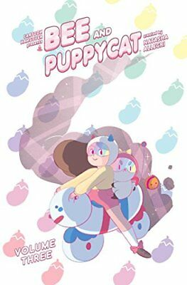 Bee and PuppyCat: Bee and PuppyCat Vol. 3 3-Patrick Seery