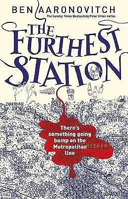 The Furthest Station, Aaronovitch, Ben