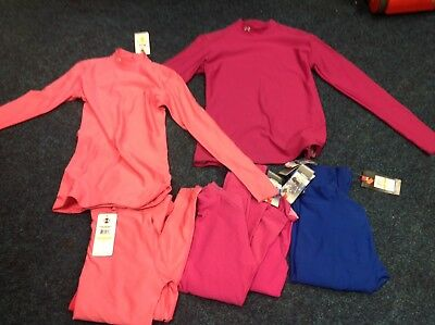 Brand New Job Lot/carbooter Womens Compression Tops X 7 Sportswear