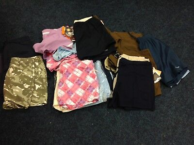 Job Lot/carbooter Brand New Boys N Girls Shorts X 31 Items Sportswear