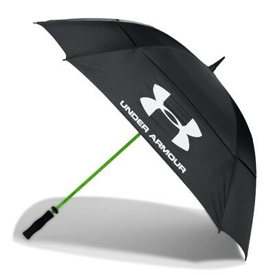 "Under Armour Golf 2017 Tour Double Canopy Umbrella 68"" (Black)"