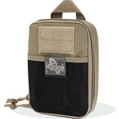 Maxpedition Fatty Pocket Organiser Carry Case Pouch 0261K KHAKI  Ballistic Nylon