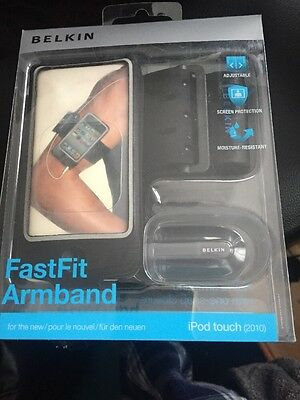 Belkin Ipod Touch 2010 Fast Fit Armband New