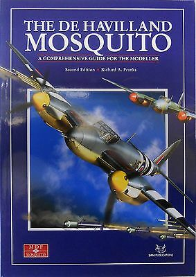 SAM Publications MDF20 - The DH Mosquito Second Edition    176 Pages       Book