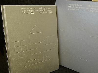 Collection Canada ALBUM Canada 1988  in original vac-pack reduced to sell