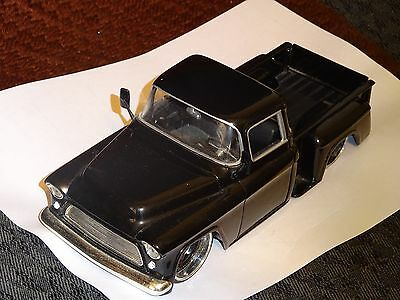Jada die cast  1955 Chevy step side nm  REDUCED