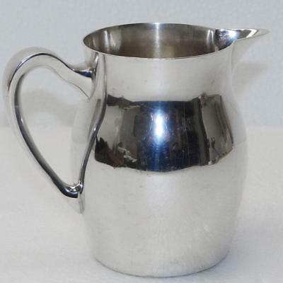 Vintage POOLE SILVER CREAMER #362 Paul Revere Reproduction -CLEAN!- FreeShipping
