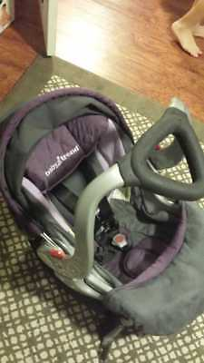 Baby Trend Flex Loc Infant CAR SEAT, EPS Rear Facing Elixer Parts cover base