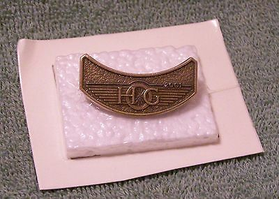 2001 Harley Owners Group H.o.g Pin
