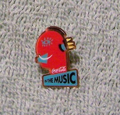 1993 Coca-Cola Is The Music Pin