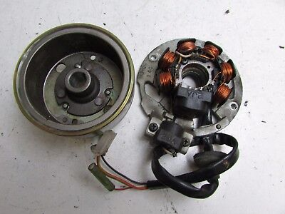 Aprilia Sonic (Air Cooled) 1998 - 2008  Generator, Flywheel and Pulsar Pickup
