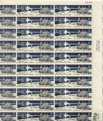 1434-35    Space     M Nh  Full Sheet Of   50
