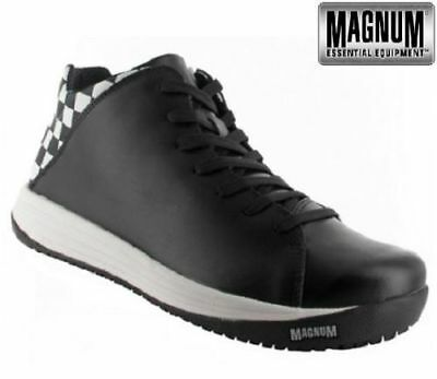 Mens Waterproof MAGNUM Walking Hiking Winter Work Ankle Boots Trainers Uk Sizes