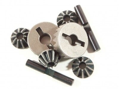 Hpi Savage X 4.6 Reverse 87193 4 Bevel Gear Differential Conversion Set 1 Set