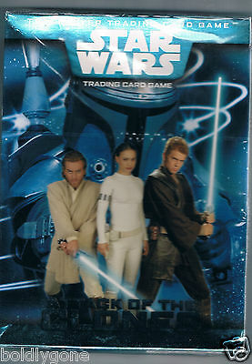 Star Wars Trading Card game. SEALED