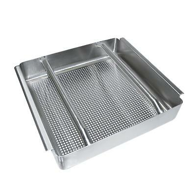 "BK Resources BK-PRB-2424 24""L x 24""W x 5""D Stainless Steel Pre-Rinse Bowl"