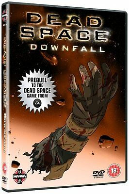 Dead Space   'Downfall'   DVD  (Brand New)