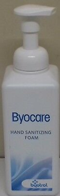 600ml Byocare Hand Sanitizer Foam Byotrol