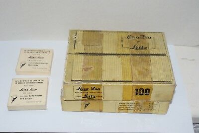 Vintage Leica Dia Pro Color Slides As Can Be Seen