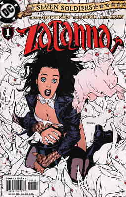 Seven Soldiers: Zatanna #1 VF/NM; DC | save on shipping - details inside