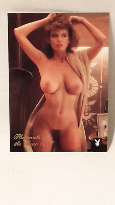 Playboy`s Playmate of the Year 1987 Donna Edmonson Playboy von 1996