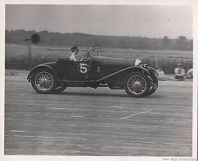 BENTLEY CAR No.5, DATED 23.JUL.1949 PERIOD PHOTOGRAPH, BY GUY GRIFFITHS.