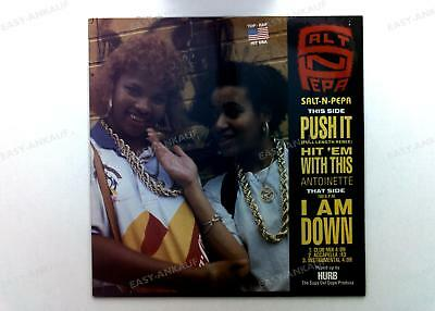Salt-N-Pepa / Antoinette - Push It / Hit 'Em With This Europe Maxi 1988 /3