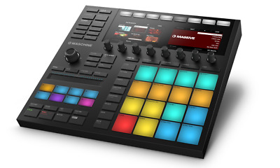 Native Instruments Maschine MK3 Schwarz - NEU