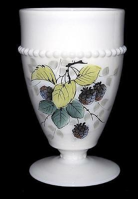 Westmoreland Beaded Edge with Fruit Blackberry Tumbler