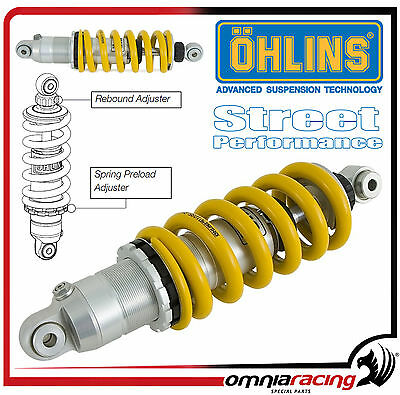 Ohlins Street Performance S46DR1 Mono Shock Absorber for Ducati Scrambler 800